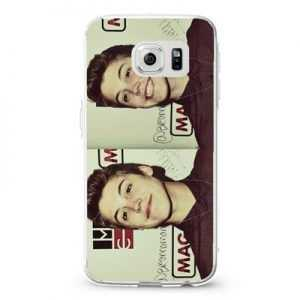 Magcon Smile Design Cases iPhone, iPod, Samsung Galaxy