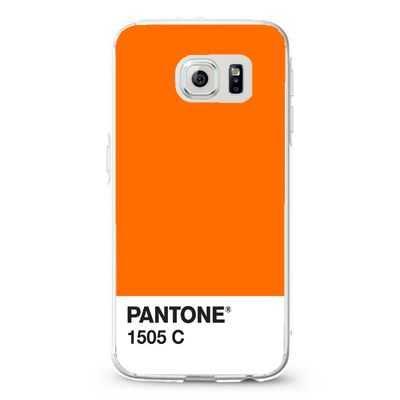 Pantone orange Design Cases iPhone, iPod, Samsung Galaxy
