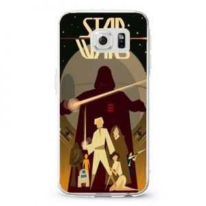 Star Wars Minimal Scene Design Cases iPhone, iPod, Samsung Galaxy