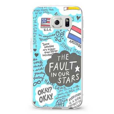 The Fault in Our Stars Quotes Design Cases iPhone, iPod, Samsung Galaxy