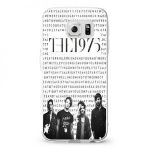 The1975 Lyric Design Cases iPhone, iPod, Samsung Galaxy