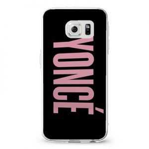 Yonce Beyonce Black and Pink Album Design Cases iPhone, iPod, Samsung Galaxy