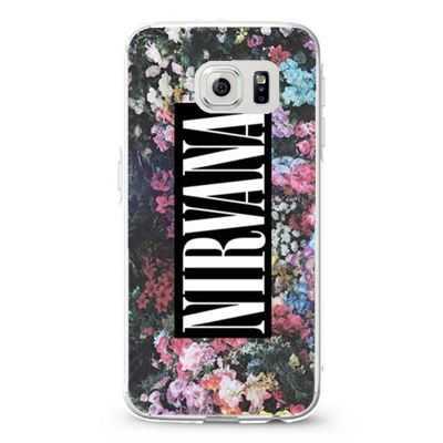 Nirvana floral Design Cases iPhone, iPod, Samsung Galaxy