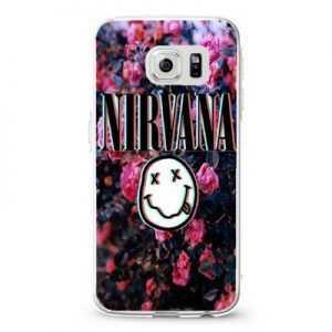 Nirvana flower Design Cases iPhone, iPod, Samsung Galaxy