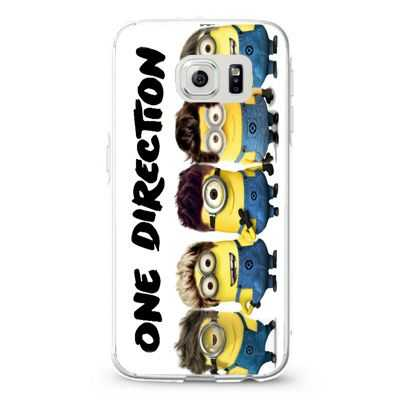 One direction minion Design Cases iPhone, iPod, Samsung Galaxy