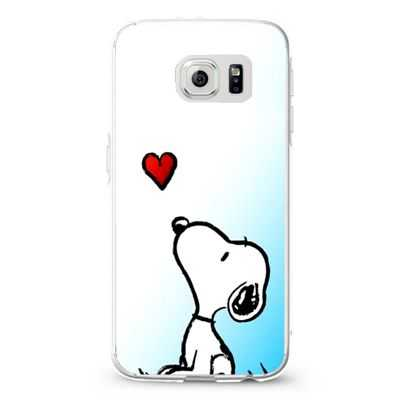 Snoopy love heart Design Cases iPhone, iPod, Samsung Galaxy