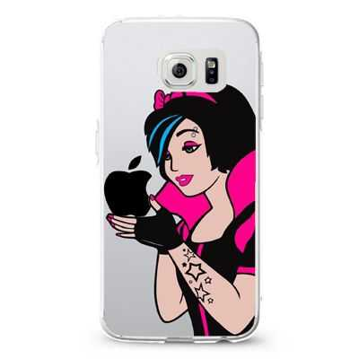 Snow white emo decal Design Cases iPhone, iPod, Samsung Galaxy