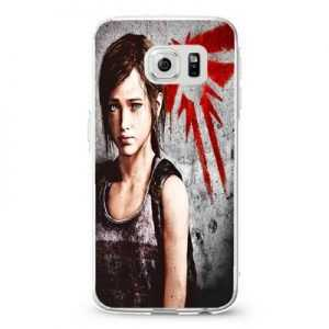 The last of us ellie_4 Design Cases iPhone, iPod, Samsung Galaxy