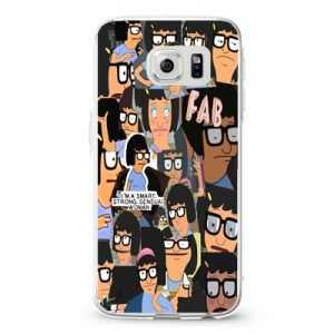 Tina belcher bobs burgers collage_4 Design Cases iPhone, iPod, Samsung Galaxy