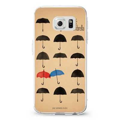 Disney Pixars The Blue Umbrella Design Cases iPhone, iPod, Samsung Galaxy