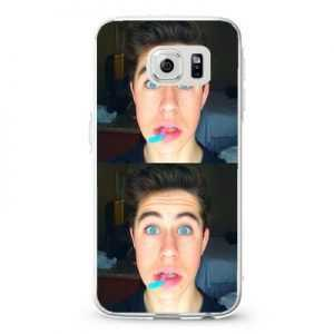 Nash Grier eyes Design Cases iPhone, iPod, Samsung Galaxy