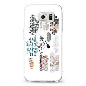 Taylor Swift Quotes Design Cases iPhone, iPod, Samsung Galaxy