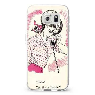 Teen Barbie Design Cases iPhone, iPod, Samsung Galaxy