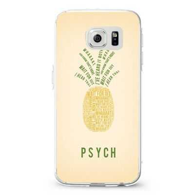 Psych pinapple quotes_4 Design Cases iPhone, iPod, Samsung Galaxy