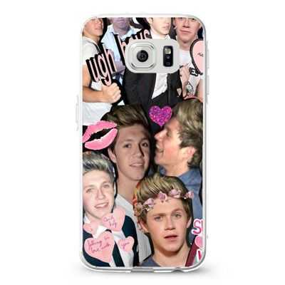 Niall Horan Collage Photo Design Cases iPhone, iPod, Samsung Galaxy