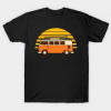 Sunset Van tee shirt
