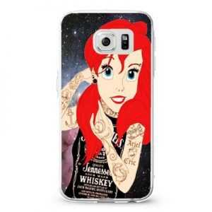 Tattoed ariel nebula Design Cases iPhone, iPod, Samsung Galaxy