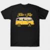 VW Camper Van tee shirt