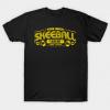 York Beach Skeeball League tee shirt