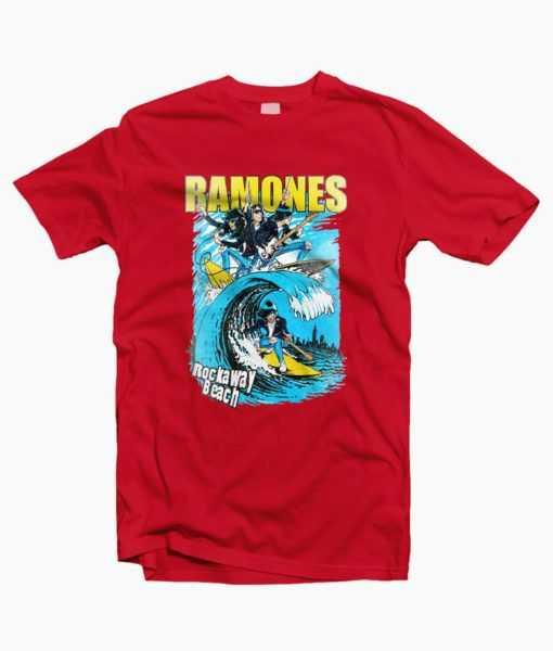 Ramones tee shirt