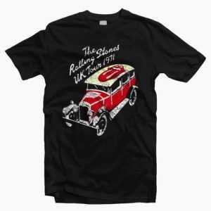 Rolling Stones Tour tee shirt