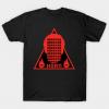 Abraxas Horn Fire Logo tee shirt