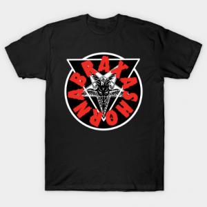 Abraxas Horn Logo tee shirt