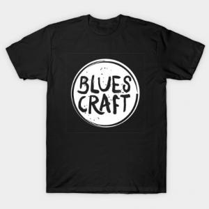 BluesCraft tee shirt