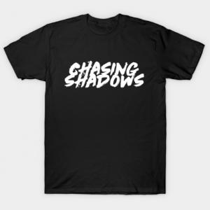 Chasing Shadows Logo tee shirt