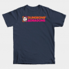 Dunkin' Dragons tee shirt