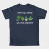 First grade back to school tee shirt