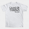 JIU JITSU - GAME OF THROWS tee shirt