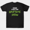 Marching Band Halftime Show tee shirt