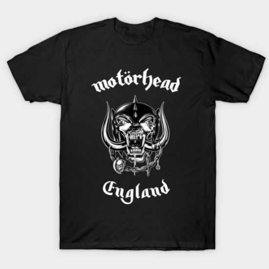 Motorhead tee shirt