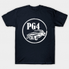 Phil Gammage Quartet - PG4 (light on dark) tee shirt
