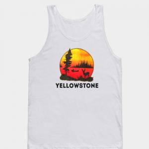 Yellowstone 70s Tank top