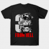 3 From Hell tee shirt
