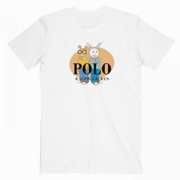 Bear And Rabbit tee shirt