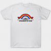 Cash Only White tee shirt