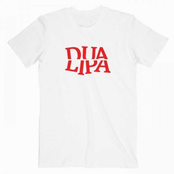 Dua Lipa tee shirt