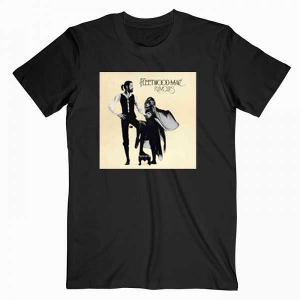Fleetwood Mac tee shirt