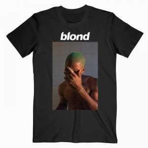 Frank Ocean Shirt Endless Blonde Boys tee shirt