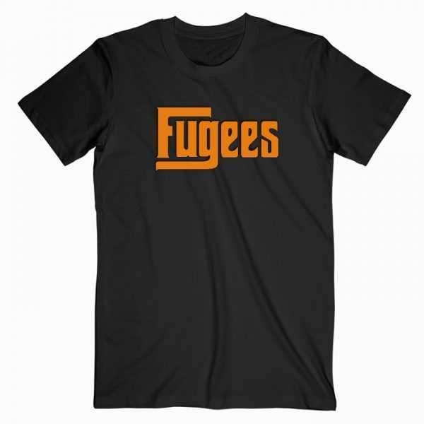 Fugees Hip Hop tee shirt