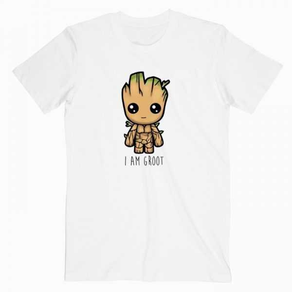 I am Groot tee shirt