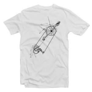 MOUNTAIN BIKE GEAR tee shirt