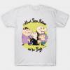 Peppa Pig x Addams Family - Meet Peppa Addams and her Family tee shirt