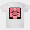 SquarePig - Oink tee shirt