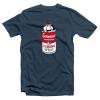 THE ENORMOCAST SPRAY CAN tee shirt