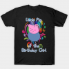 Uncle Pig of the Birthday Girl tee shirt