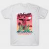Welcome to hell de janeiro tee shirt